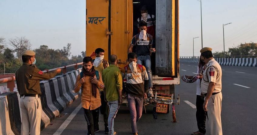Tripura to send back 33,000 migrant workers in the state by train