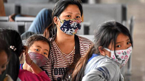 New law on Mask to be implemented in Assam, violators will be fined Rs. 500