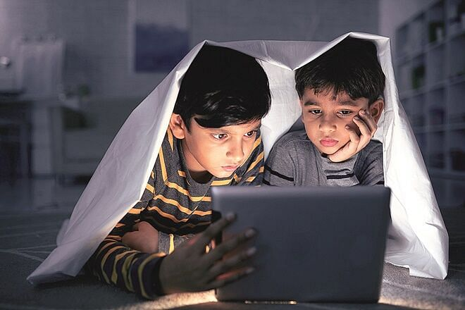 Internet platforms adversely affecting children in India