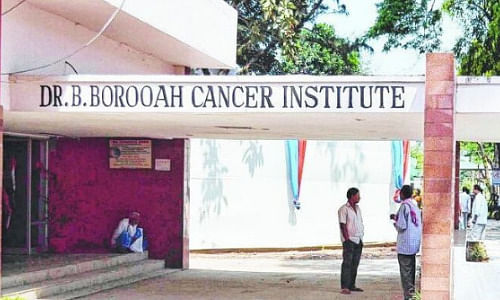 Dr. B Barooah Cancer Institute