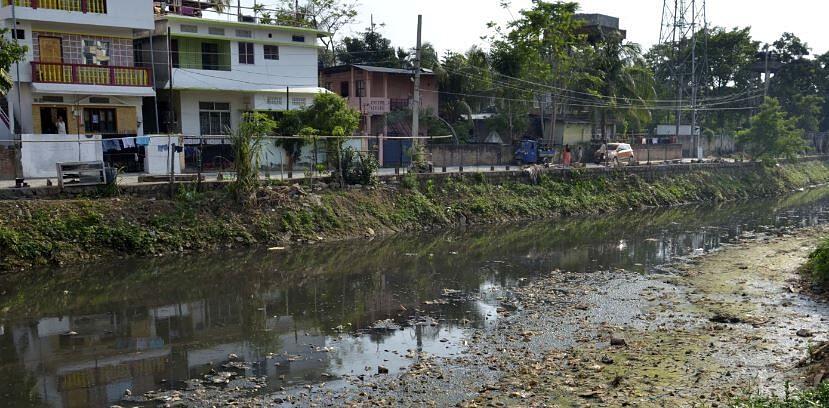Bharalu River