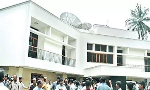 Jayalalithaas residence