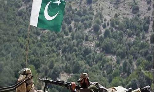 LoC ceasefire violation Pakistan