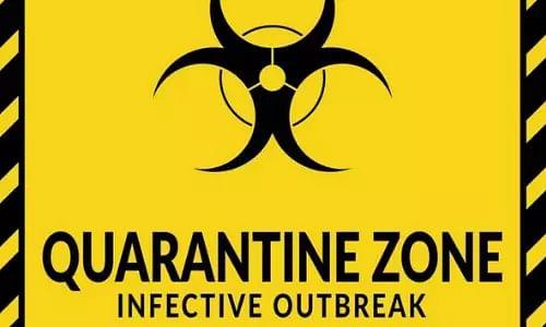 no quarantine for asymptomatic passengers