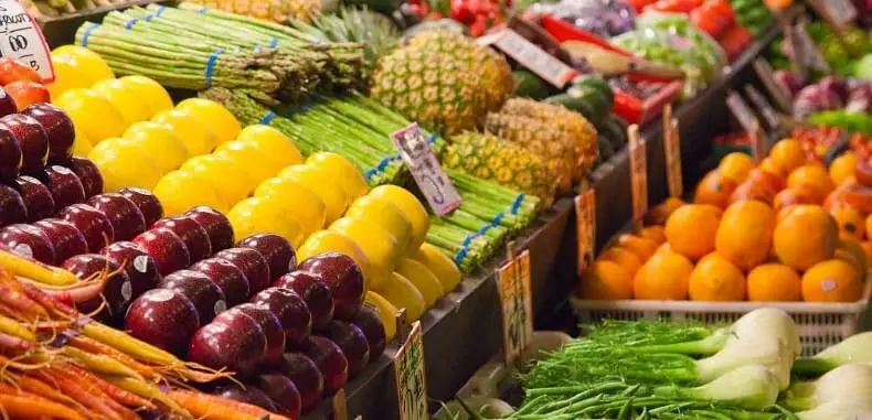 Fruit wholesalers