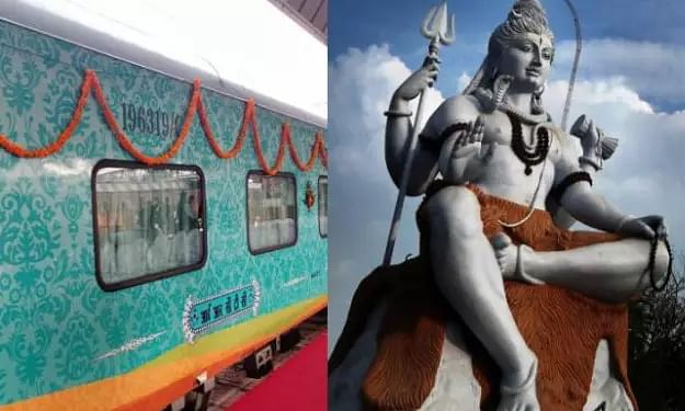 Lord Shivas reserved seat in Kashi Mahakal Express stirs row