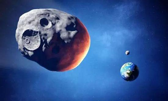 NASA tracking a Giant asteroid