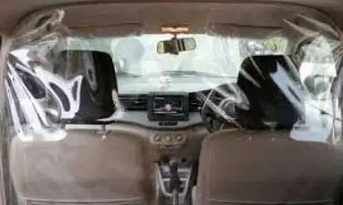 Maruti Suzuki cabin partition