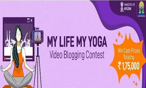 My Life My Yoga