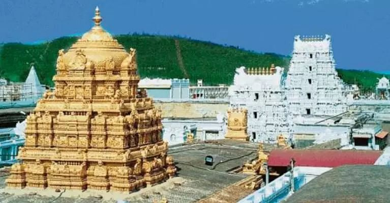 Tirumala temple to reopen for darshan from June 8 after 2 months lockdown