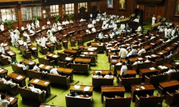Maharashtra Assembly witnessed uproarious scenes