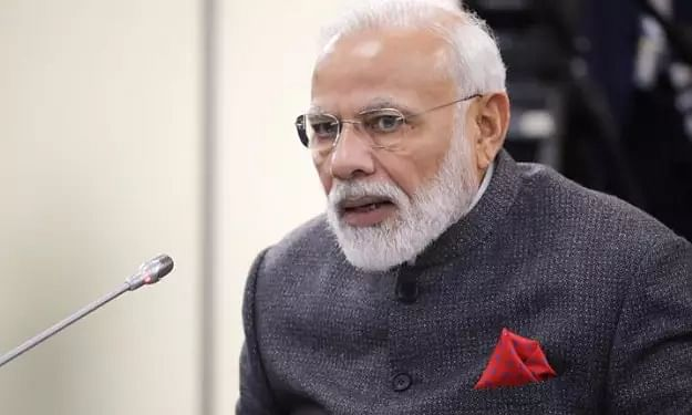 PM Narendra Modi appeals for calm, holds extensive review