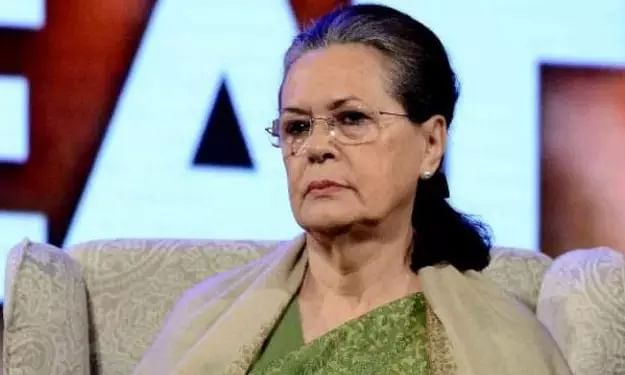 Home Minister Amit Shah must resign, says Congress party interim president Sonia Gandhi
