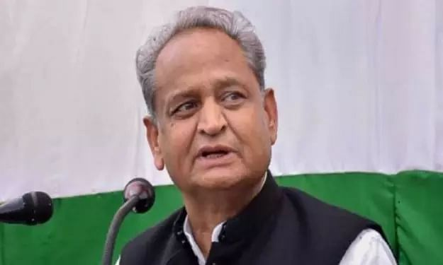 Ashok Gehlot government to dole out Rs 1 crore for an image makeover