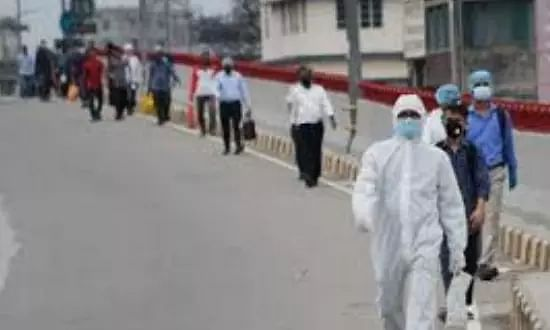 Bangladesh lockdown