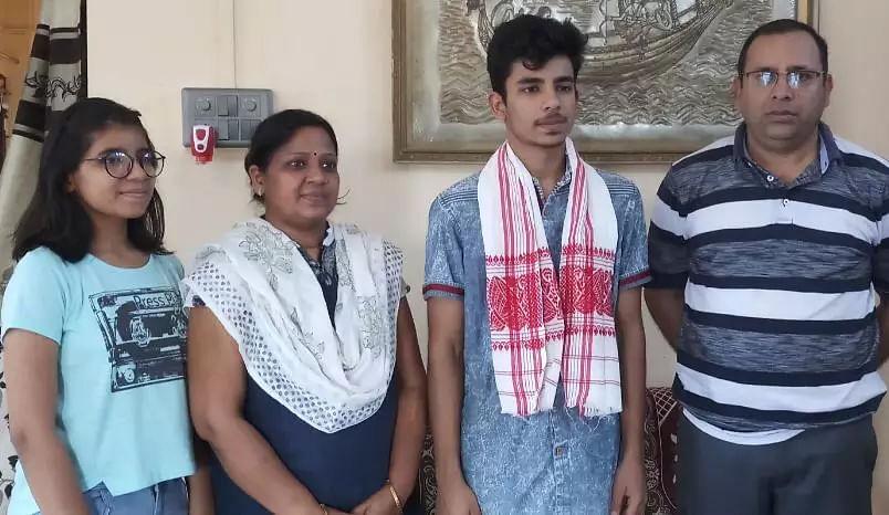 Dhansiri division
