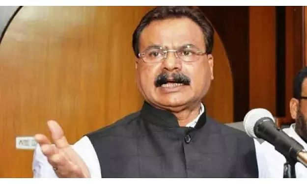 Industry Minister Chandra Mohan Patowary takes stock of Baghjan blowout situation