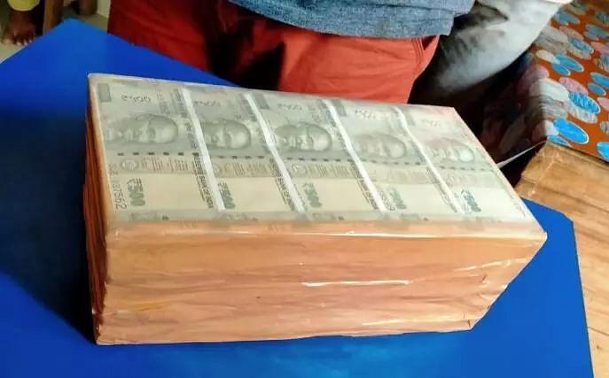 fake notes seized