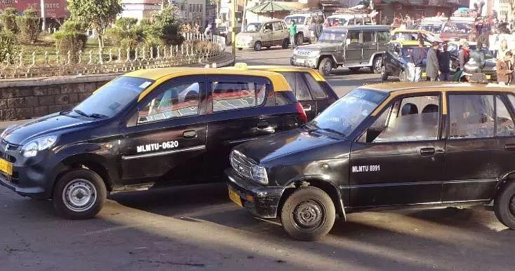 No revision of cab fares; Meghalaya govt decides to maintain status quo -  Sentinelassam