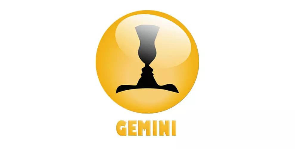 Gemini: (May 22 - June 21)