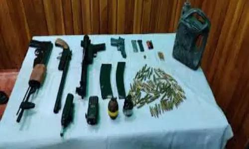 Assam Rifles, Indian Army, Manipur