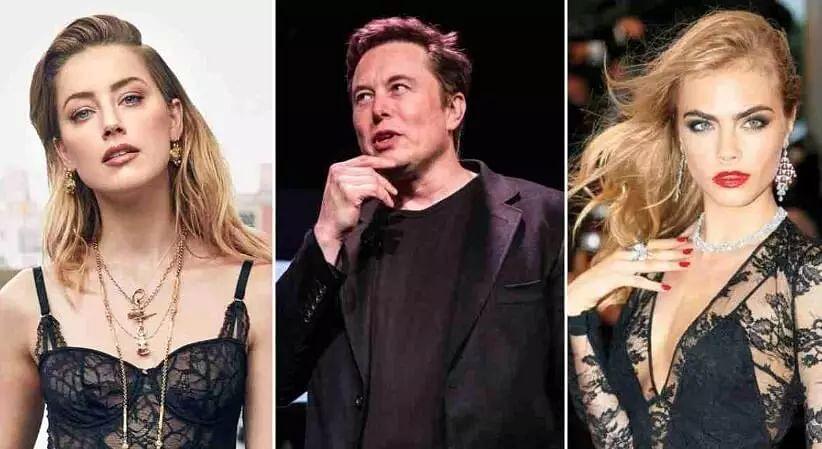 Spacex Ceo Elon Musk Denies Threesome Affair With Depp S Ex Wife Heard Sentinelassam