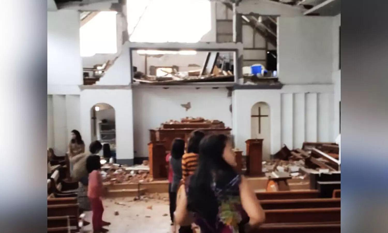 Mizoram eathquake