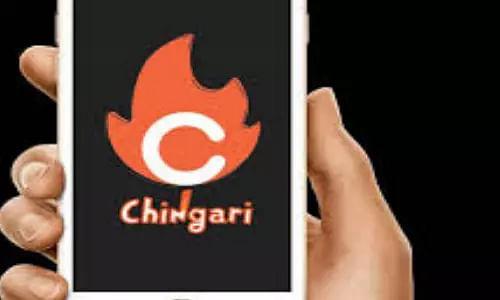 Chingari app, Tik tok competitor, boycottChina, Chinese app, Indian app