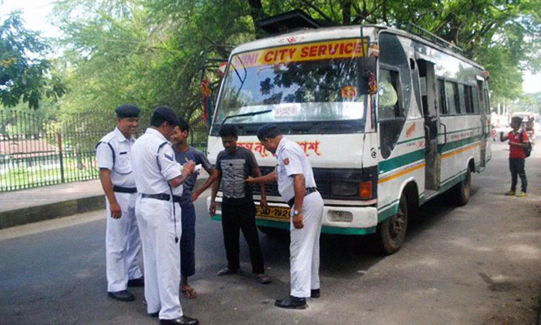 Gauhati city bus