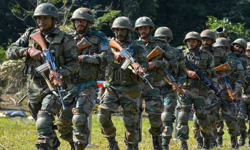 Jakhama Army cantonment, Kohima, Covid 19 positive, Army personnels