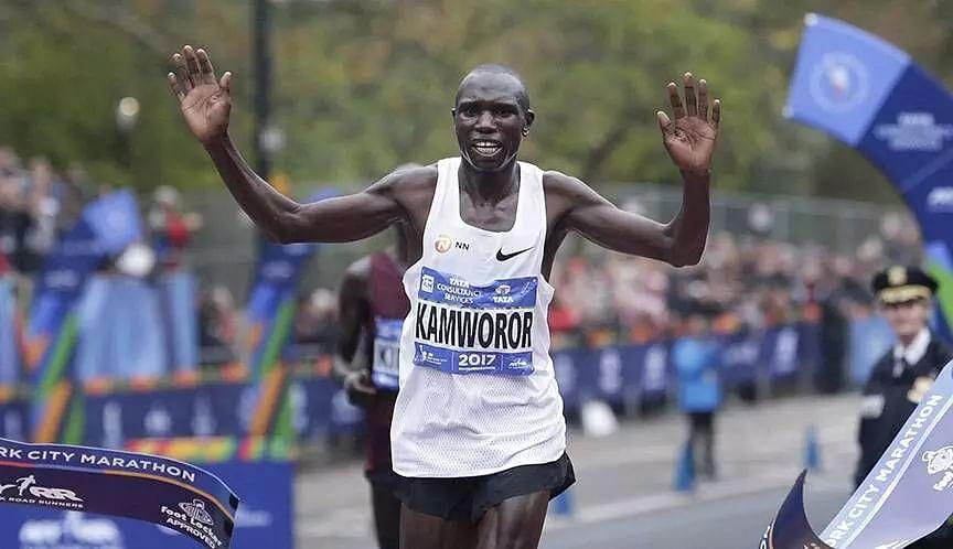 Geoffrey Kamworo