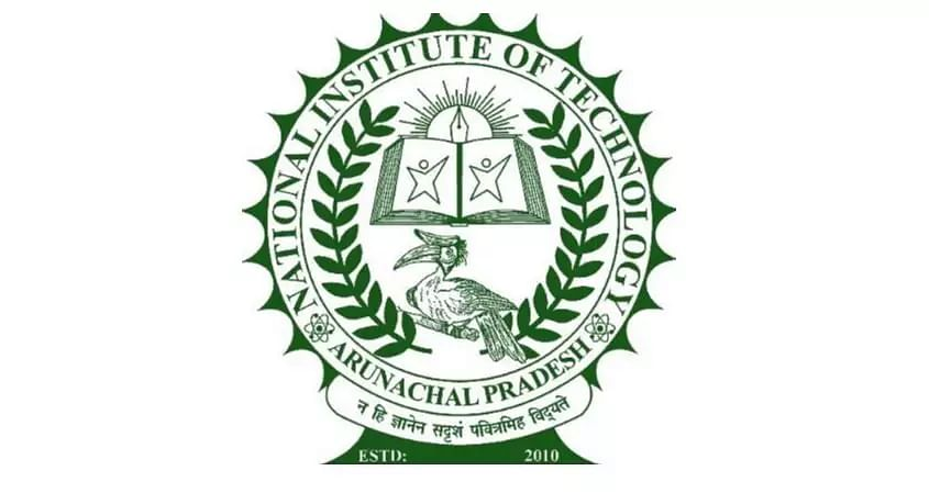 NIT Arunachal Pradesh Recruitment 2020 for Guest Faculty (1 Posts)