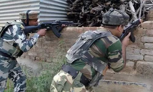 Jammu and Kashmir encounter, two militants killed, Jammu and Kashmir Police