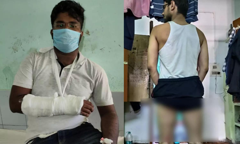 SMCH Students beaten