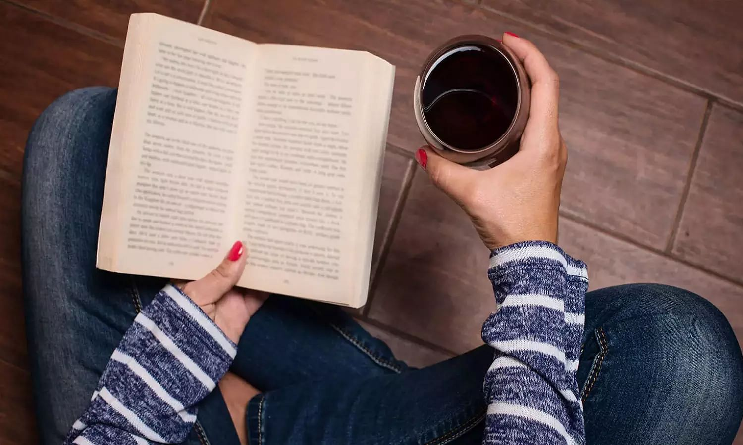 Lockdown Reading: 7 books that we absolutely recommend