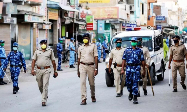 Assam police Covid-19 positive