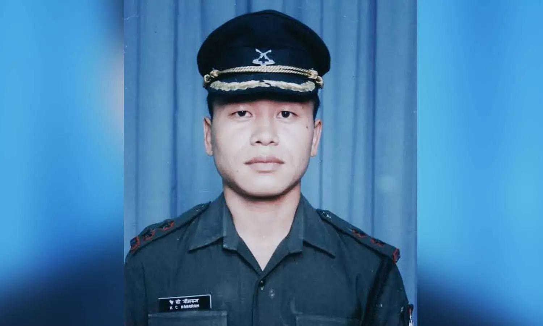 Keishing Clifford Nongrum, Meghalaya Kargil martyr