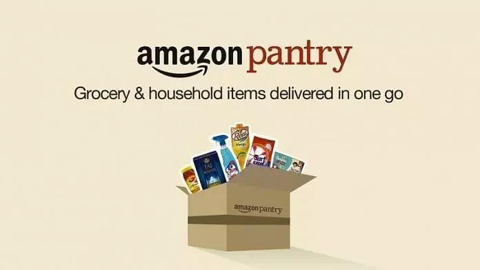 Amazon Pantry services