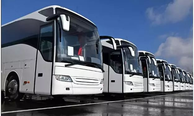 RailYatri resumes Smart Buses services