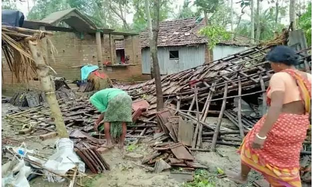 Near-stampede like situation in West Bengal village