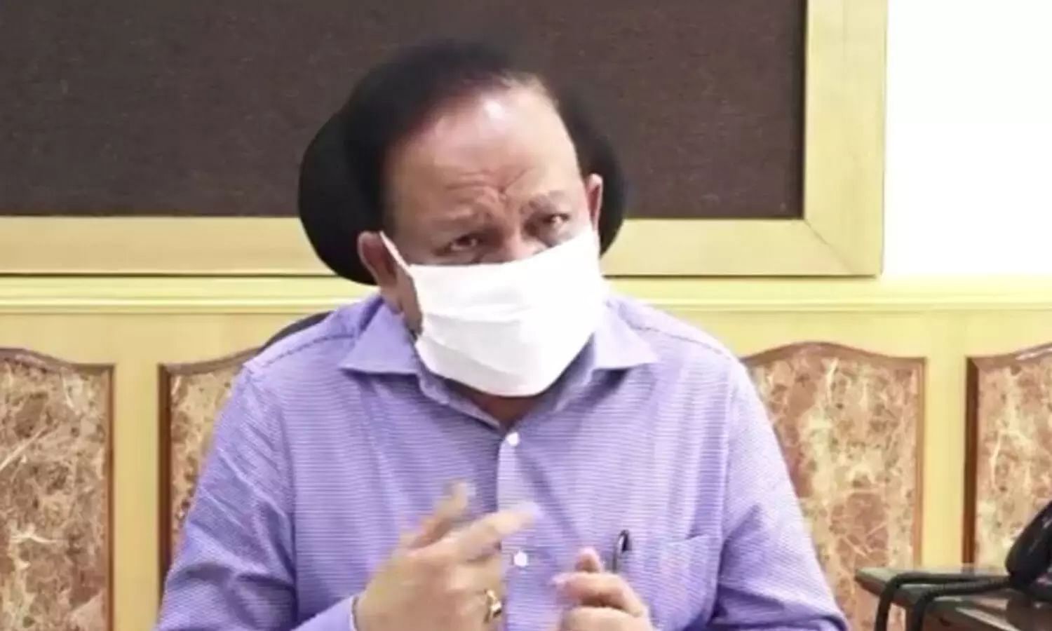 No community transmission of COVID-19 in India, says Health Minister Harsh Vardhan