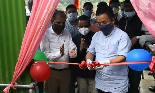 COVID-19 in Sikkim, Sikkim Government, testing facilities,  Rapid Antigen Testing facility, Prem Singh Tamang