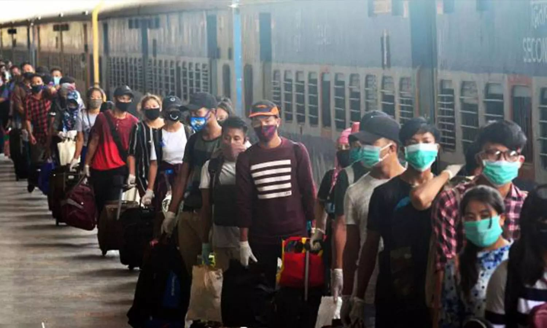 Nagaland returnees