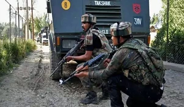 Jaish e Mohammad terrorists