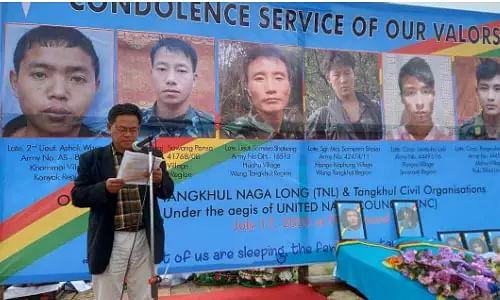 Nagas, Manipur, tribute, NSCN-IM cadres
