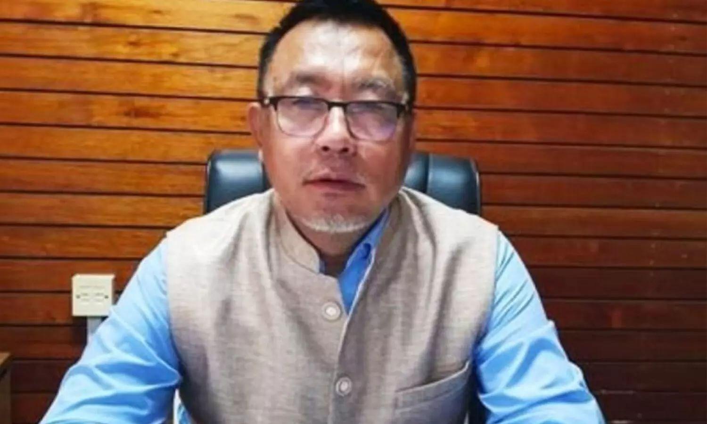 nagaland health minister