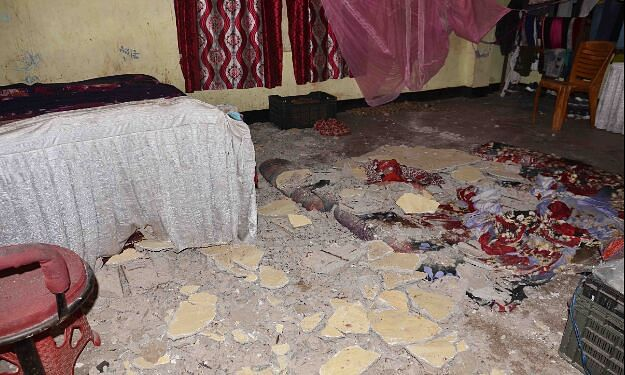 Guwahati 4-Year Girl Died While Ceiling Collapsed Of The -9311
