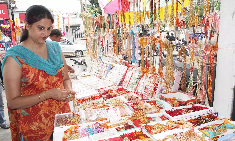 chinese rakhi boycott