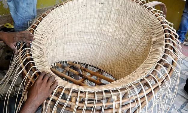 Nagaland is a furniture making hub in the making?