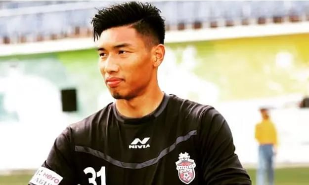 Nagaland goalie James Kithan all set to join Northeast United FC